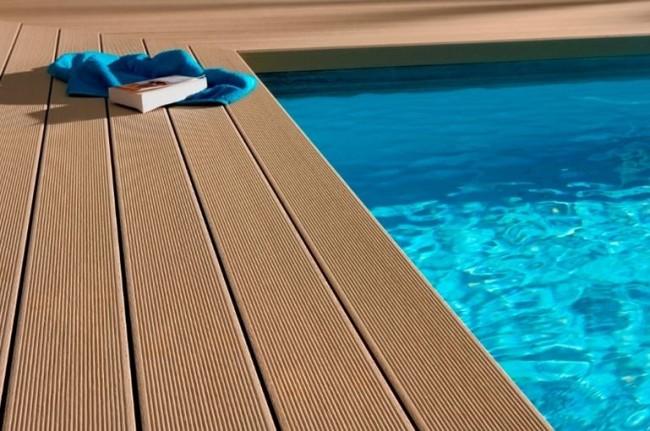terasy a bazény