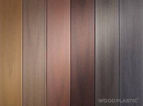 STYLE PLUS Vysoce elegantní vzhled hladkého terasového prkna umocňuje velmi jemné nerovnoměrné rozprostřené žíhání. Barvy: latte, cedar, teak, merbau, palisander, grey, inox. Rozměry: 137 x 23 x 4000 mm. Hmotnost: 3,5 kg/bm. Cena: 1331 Kč vč. DPH/ 4 m prkno.