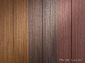 FOREST PLUS Struktura exotického dřeva v dokonalé kombinaci s jemným žíháním činí z teras FOREST PLUS designový skvost. Barvy: latte, cedar, teak, merbau, palisander, grey, inox. Rozměry: 137 x 22 x 4000 mm. Hmotnost: 3,2 kg/bm. Cena: 1331 Kč vč. DPH/ 4 m prkno.